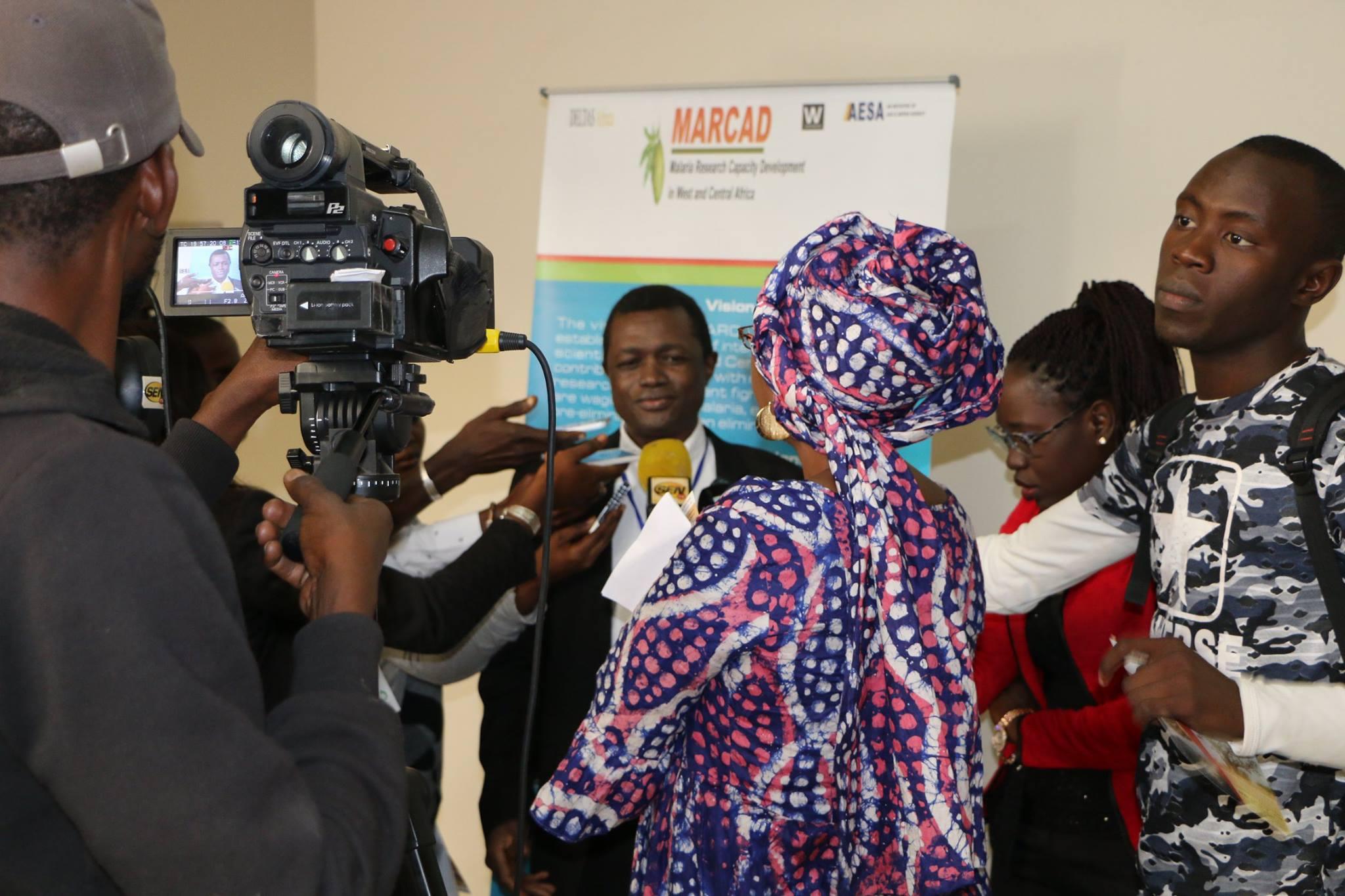 Prof. Ogobara K. Doumbo USTTB Mali
